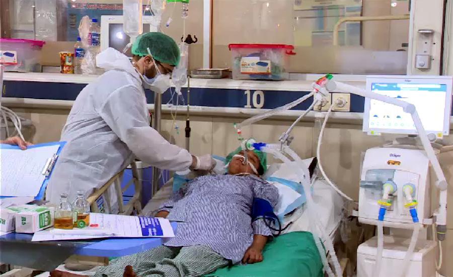 پاکستان میں کورونا کیسز میں مسلسل اضافہ، مزید 59 افراد جان سے گئے
