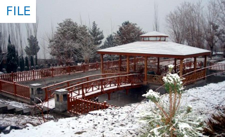 گلگت بلتستان کے بالائی علاقوں میں برفباری شروع