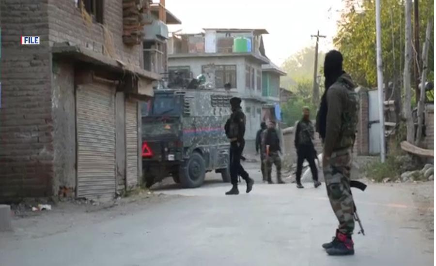مقبوضہ کشمیر میں بھارتی فوج کی ریاستی دہشتگردی جاری ، چار نوجوان شہید کر دیے