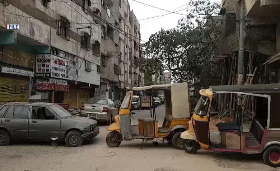 کراچی کے 6 اضلاع میں اسمارٹ اور مائیکرو لاک ڈاؤن نافذ