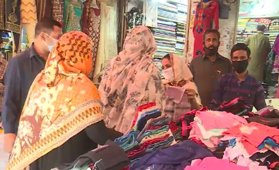 آج سے ماسک نہ پہننے والوں کو 100 روپے جرمانہ ہوگا
