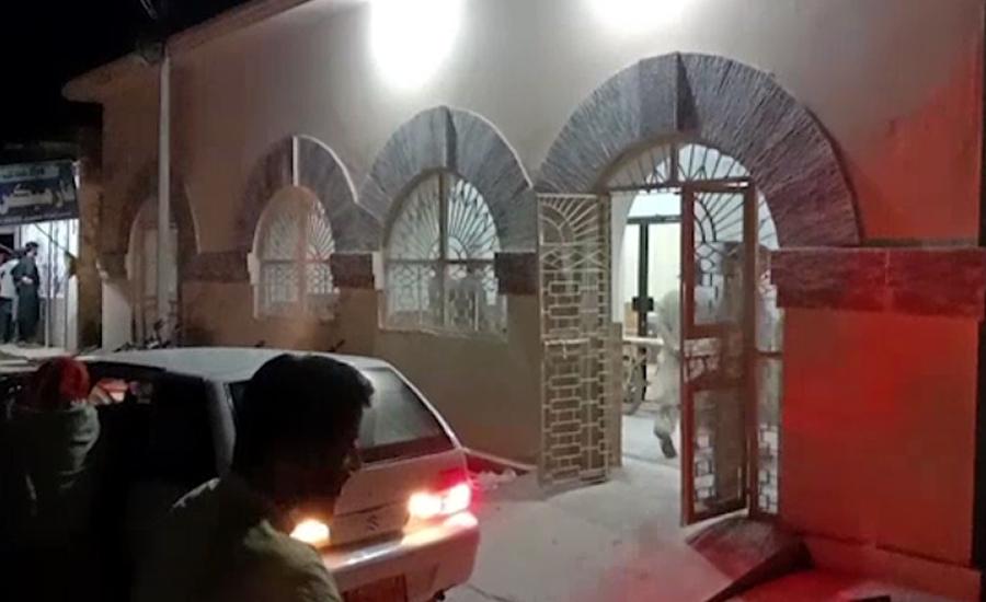 میر پور خاص میں پولیس مقابلہ ، کالعدم تنظیم کا دہشتگرد ہلاک ، ایک اہلکار شہید