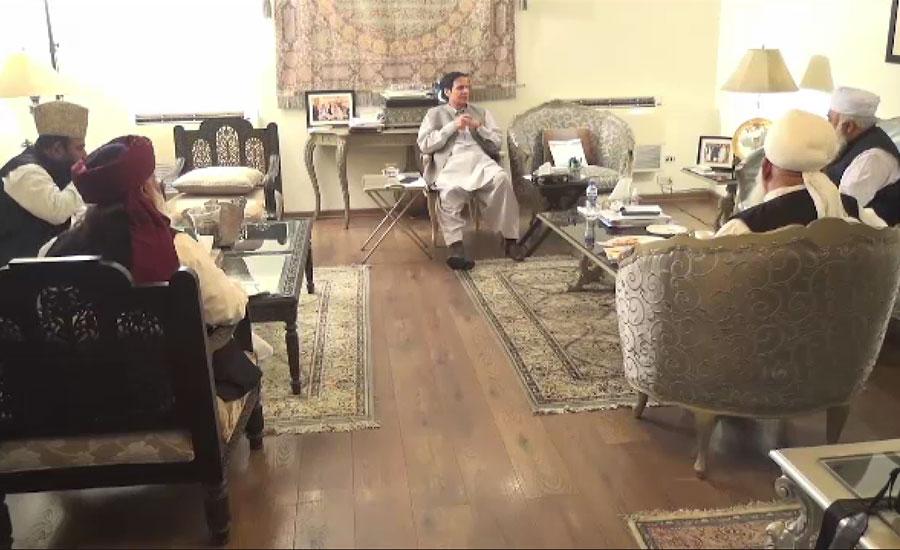فرقہ واریت نے پاکستان کو بہت نقصان پہنچایا ہے ، چودھری پرویز الہٰی