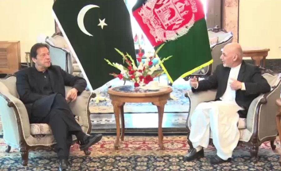 پاکستان اور افغانستان کا امن دشمنوں کیخلاف مل کر کام کرنے پر اتفاق ، اعلامیہ
