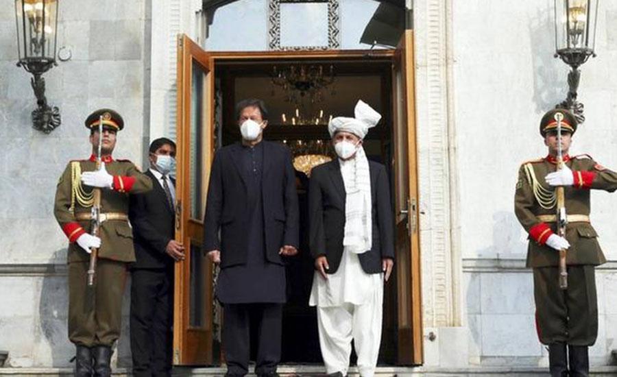 عمران خان کا دورہ افغانستان امن کیلئے پاکستان کی پُرعزم کاوشوں کا عکاس ہے، امریکا