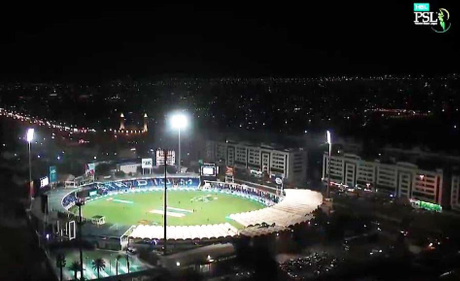پی ایس ایل فائیو کے پلے آف مرحلے کے لیے غیر ملکی کھلاڑیوں کی پاکستان آمد جاری