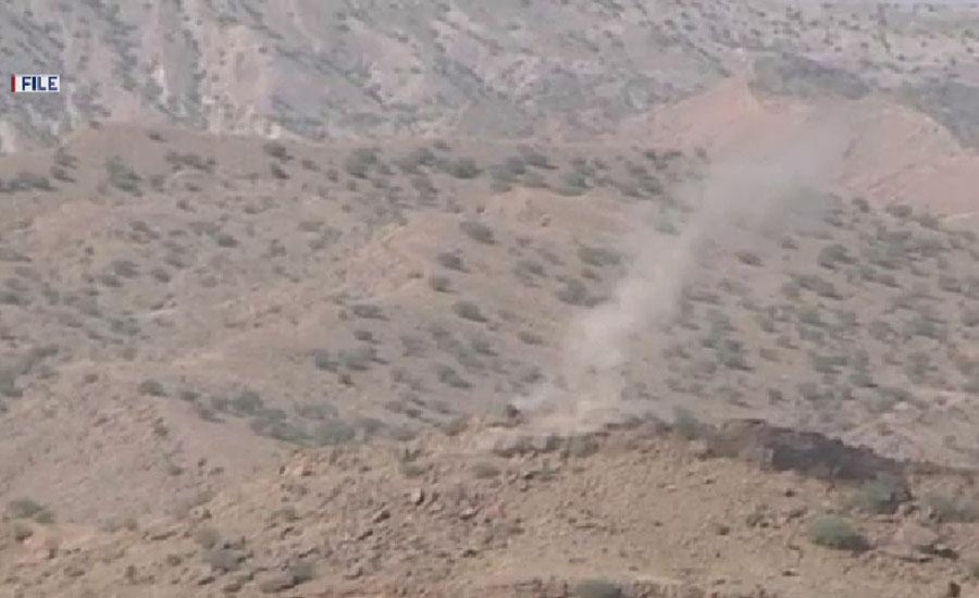 جنوبی وزیرستان میں کنی گام چیک پوسٹ کے قریب بارودی سرنگ کا دھماکا ، لانس نائیک شہید