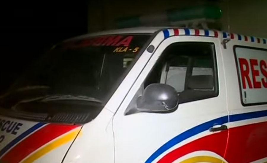 اسلام آباد میں تھانہ شمس کالونی کی حدود میں  فائرنگ سے دو پولیس اہلکار شہید