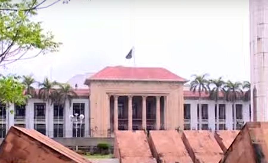 پنجاب اسمبلی میں اپوزیشن ارکان کی ہنگامہ آرائی ، حکومت کے خلاف نعرے بازی