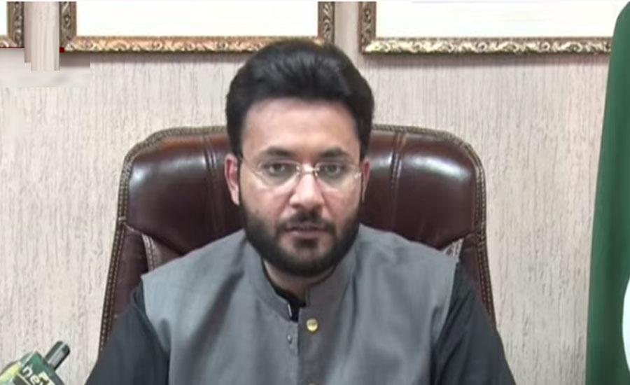 سندھ میں کرپشن کا بازار گرم کرنیوالوں کو تنقید زیب نہیں دیتی، فرخ حبیب کا بلاول کو جواب