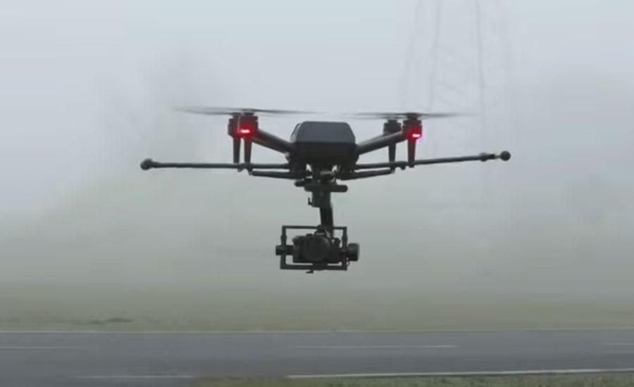 فوٹوگرافی کے بہتر رزلٹ کیلئے اب '' ائیرپک ڈرون '' متعارف کرایا جارہا ہے