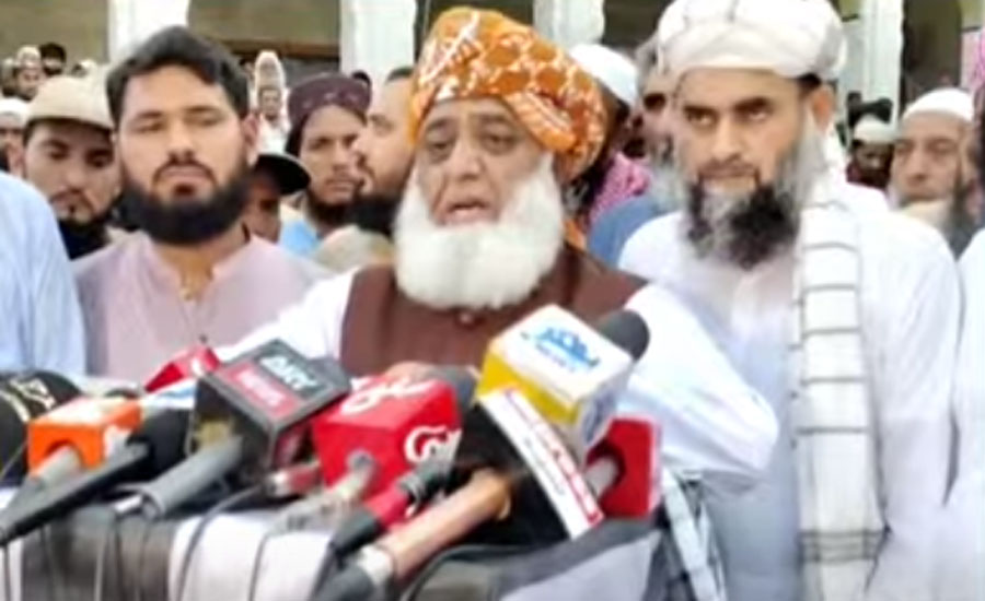 دھاندلی زدہ حکومت عام آدمی کے حقوق غصب کر رہی ہے، فضل الرحمٰن