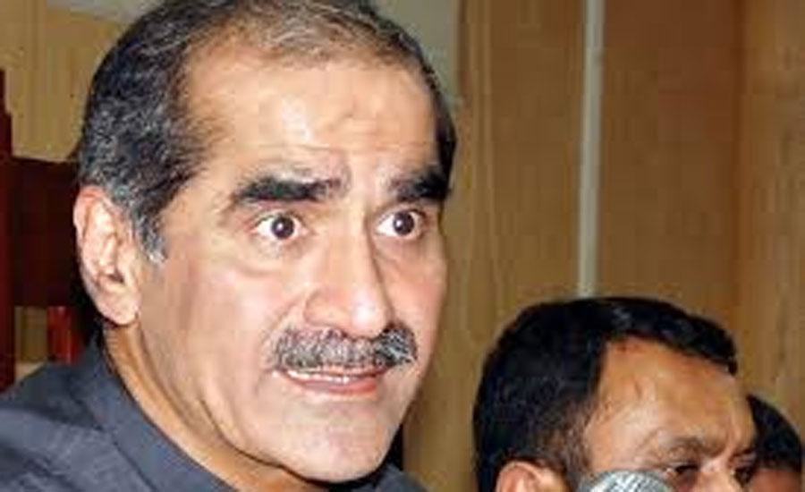لیگی رہنما خواجہ سعد رفیق کے خلاف کرپشن انکوائری کی منظوری