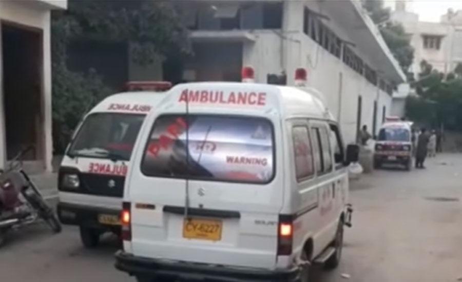 کراچی، عباسی شہیداسپتال میں لاش چھوڑ کر فرار ہونیوالے شخص کی شناخت ہو گئی