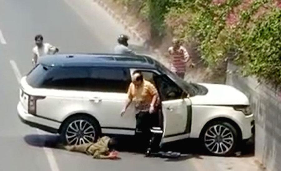لاہور، کینال روڈ پر پولیس اہلکار کو کچلنے والے بگڑے نواب زادے سے متعلق اہم انکشافات