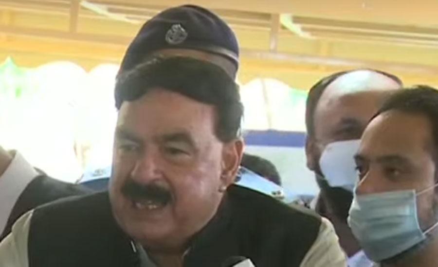 نوازشریف گولی دے کر باہر جانے میں کامیاب ہوئے جس کا عمران خان کو بھی دکھ ہے ، شیخ رشید