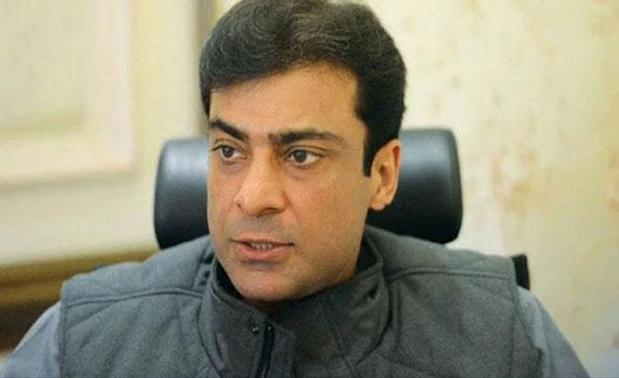حمزہ شہباز پنجاب اسمبلی میں ان ہاؤس تبدیلی کے لیے متحرک