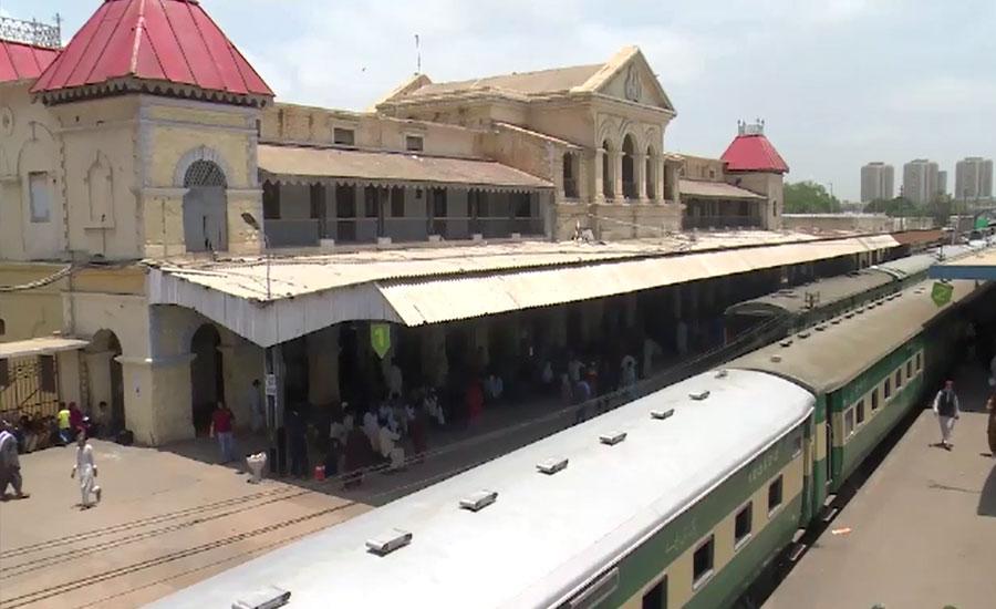 گھوٹکی ٹرین حادثہ، کراچی سے اندرون ملک ٹرینوں کا شیڈول درہم برہم
