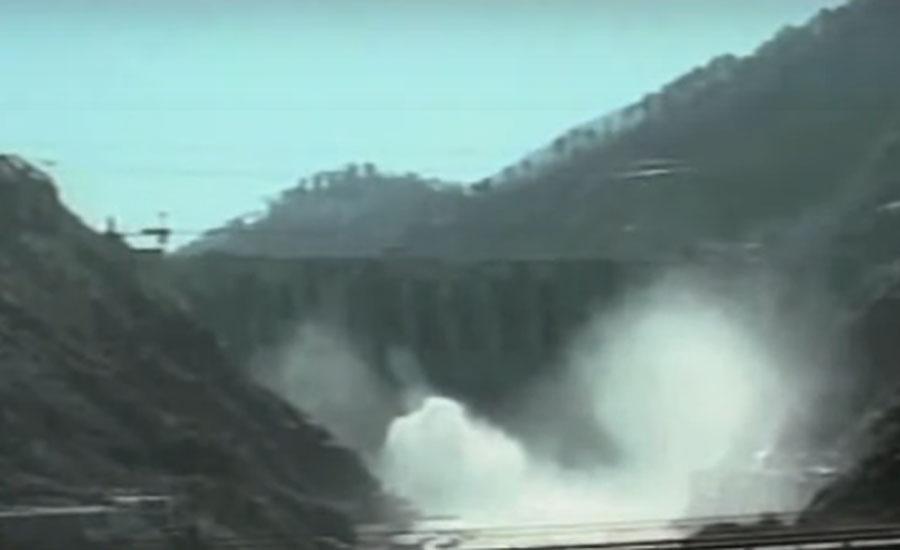 تربیلا ڈیم میں مٹی آ جانے کی وجہ سے بجلی کی پیداوار بند ، ذرائع