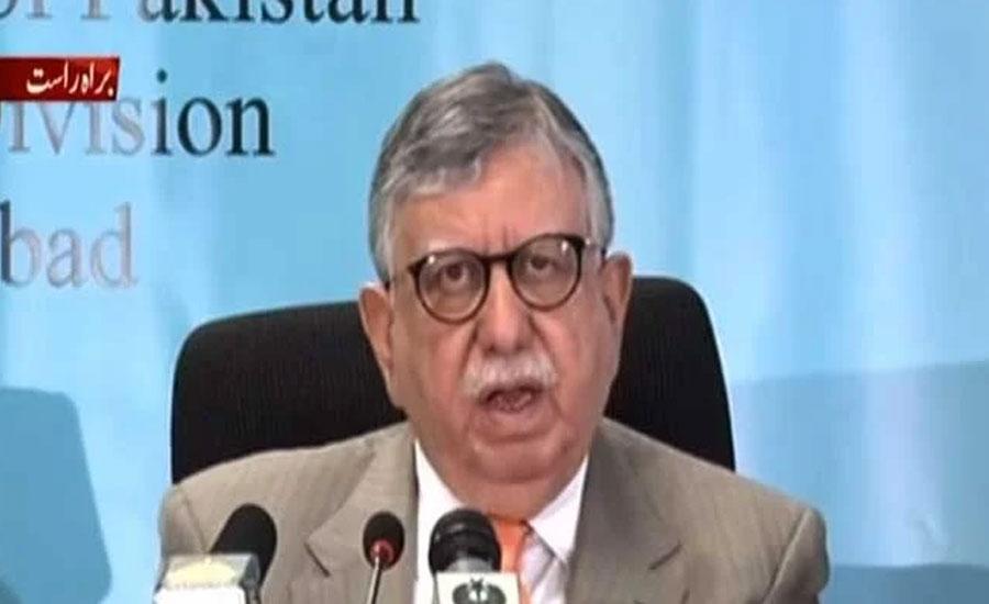وفاقی وزیر خزانہ نے مالی سال 21-2020 کا اقتصادی سروے پیش کردیا