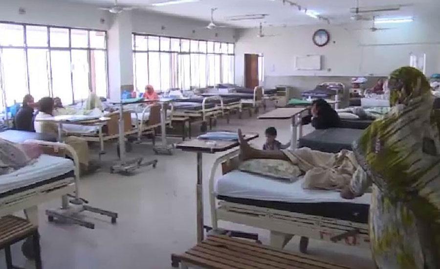 گزشتہ چوبیس گھنٹے کے دوران کورونا سے مزید 57 افراد انتقال کر گئے