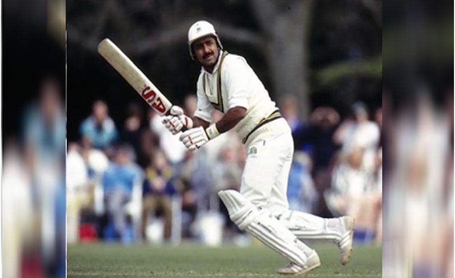نائنٹی ٹو ورلڈکپ کے ہیرو اور پاکستان کرکٹ ٹیم کے سابق کپتان جاوید میانداد نے زندگی کی 64 بہاریں دیکھ لیں