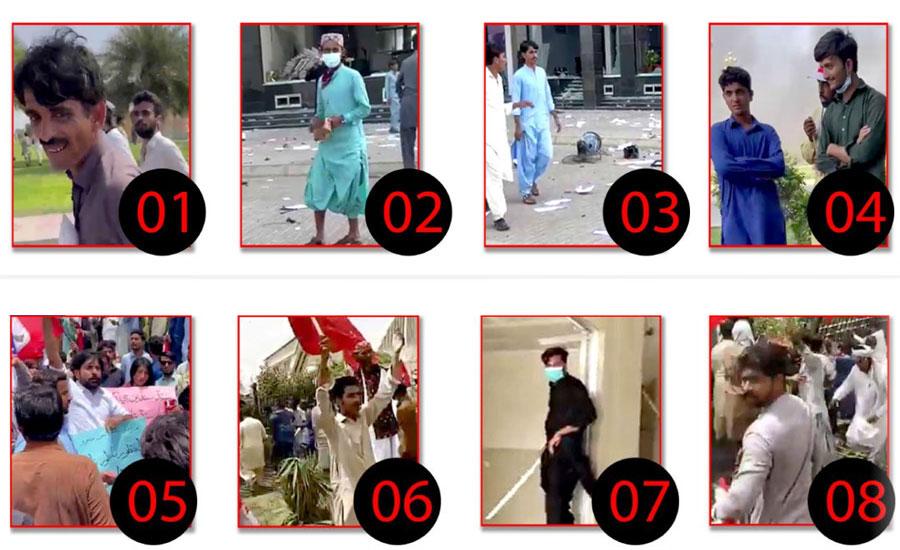 بحریہ ٹاؤن کراچی حملہ کیس، فوٹیجز ریکارڈ کا حصہ، 77 ملزمان ابتدائی فہرست میں شامل