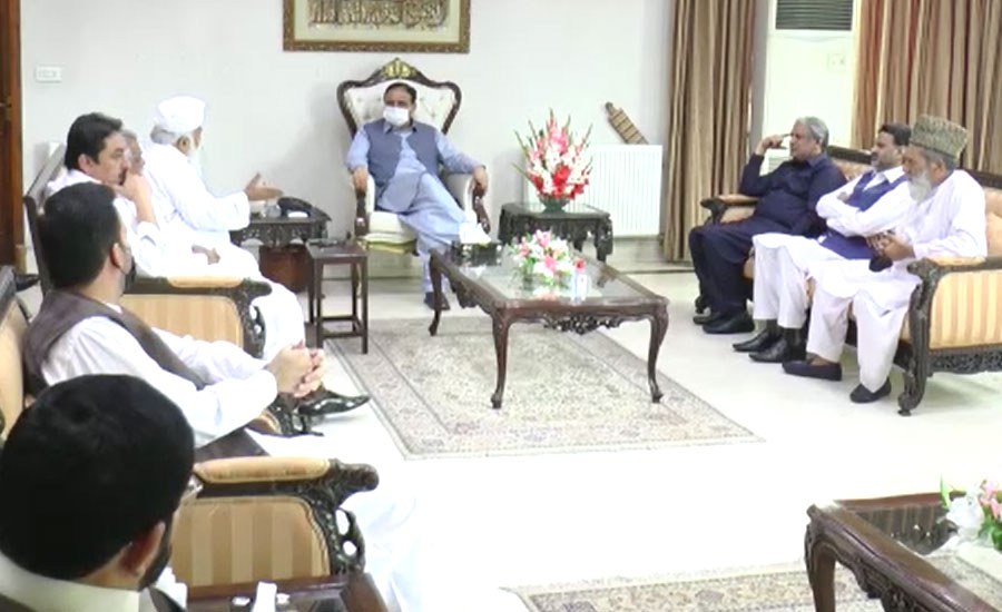 ن لیگی اور پیپلزپارٹی ارکان اسمبلی کا وزیر اعلیٰ پنجاب کی قیادت پر اعتماد کا اظہار