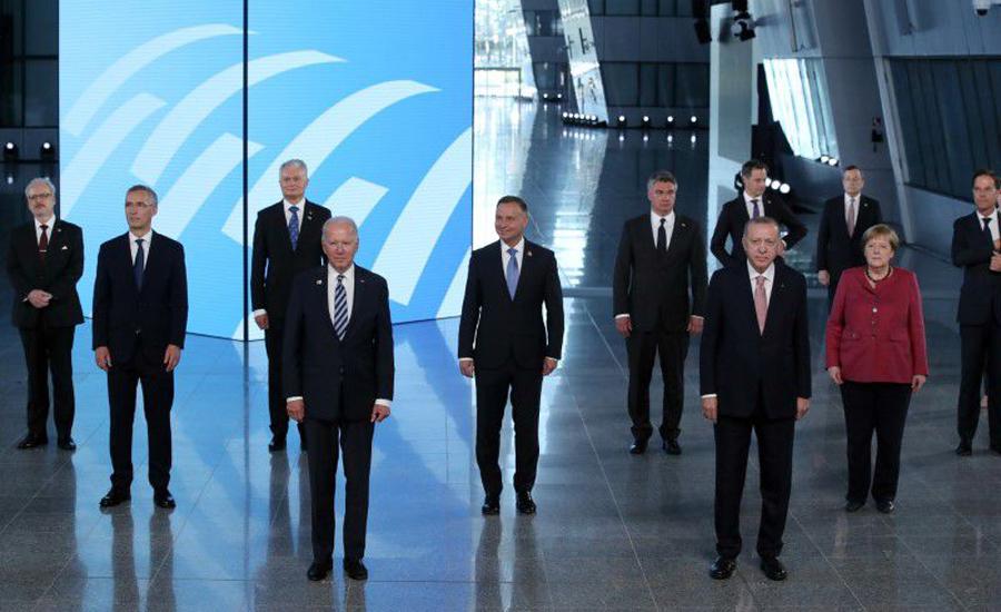 نیٹو ممالک کا چین اور روس پر غلط معلومات پھیلانے کا الزام