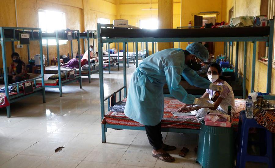 بھارت میں کورونا سے 898 ہلاکتیں ، 61 ہزار نئے کیس رپورٹ