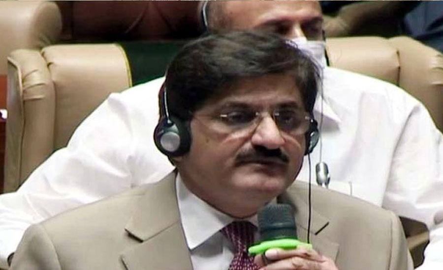 سندھ نے صوبے کا 14 کھرب سے زائد کا ٹیکس فری بجٹ پیش کردیا