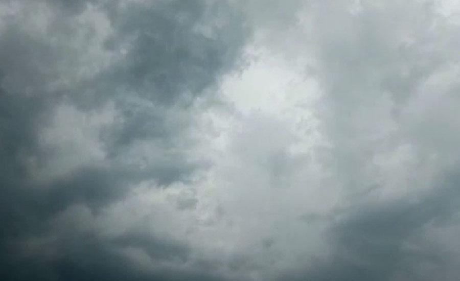سندھ میں پری مون سون بارشیں آج شروع ہونے کا امکان