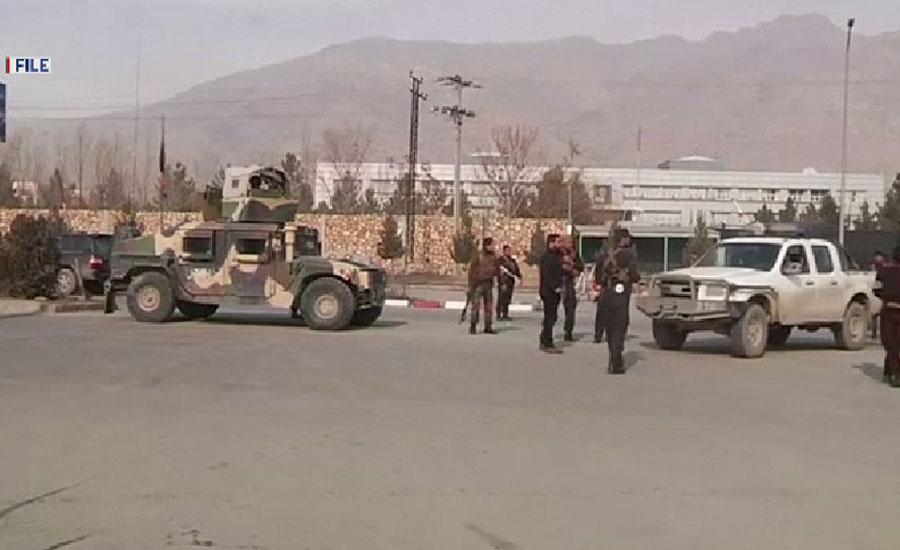 افغانستان کے 80 اضلاع میں طالبان اور افغان فورسز کے درمیان لڑائی ، 90 سکیورٹی اہلکار ہلاک
