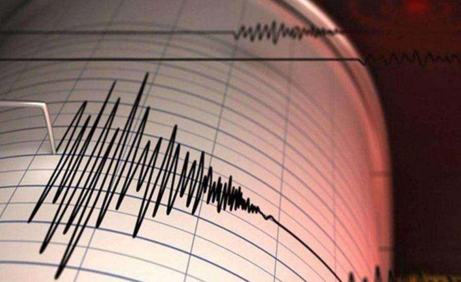 اسلام آباد اور خیبرپختونخوا کے مختلف علاقوں میں 4.4 شدت کا زلزلہ
