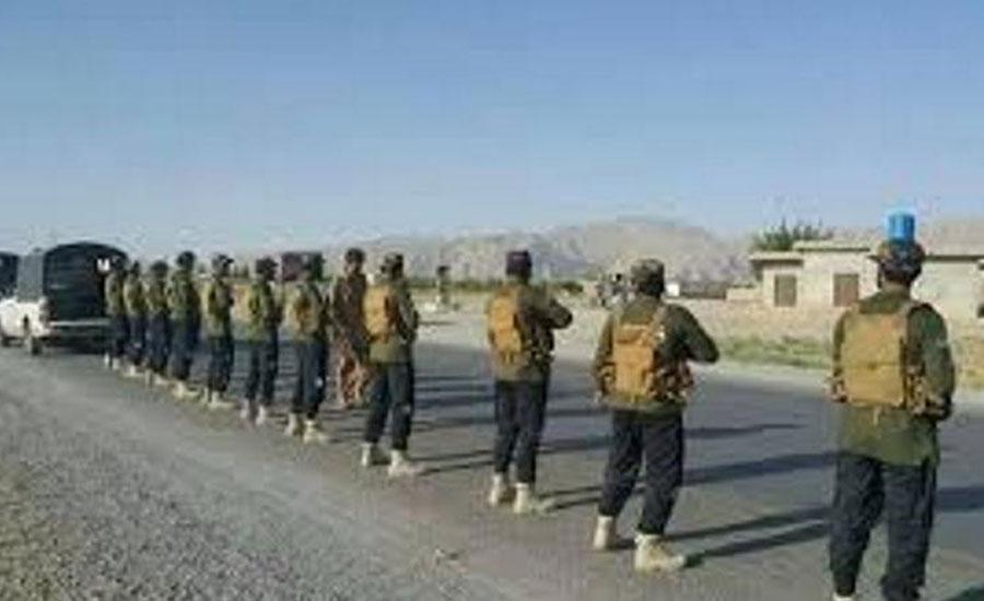 تربت ایئرپورٹ پر سکیورٹی فورسز پر دہشت گردوں کا حملہ، پاک فوج کے جوان نائیک عقیل عباس شہید