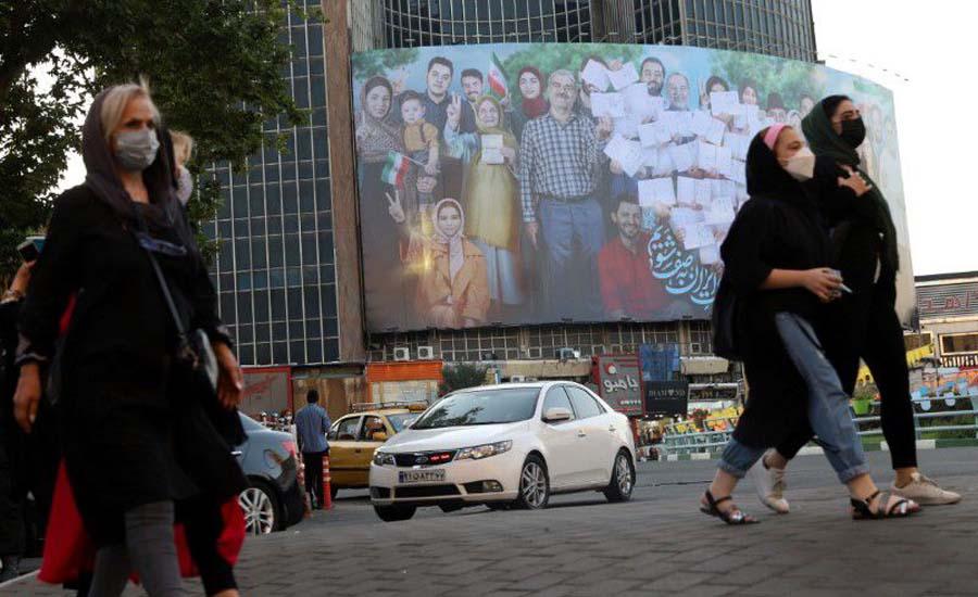 ایران میں صدارتی انتخابات کیلئے پولنگ کا عمل جاری