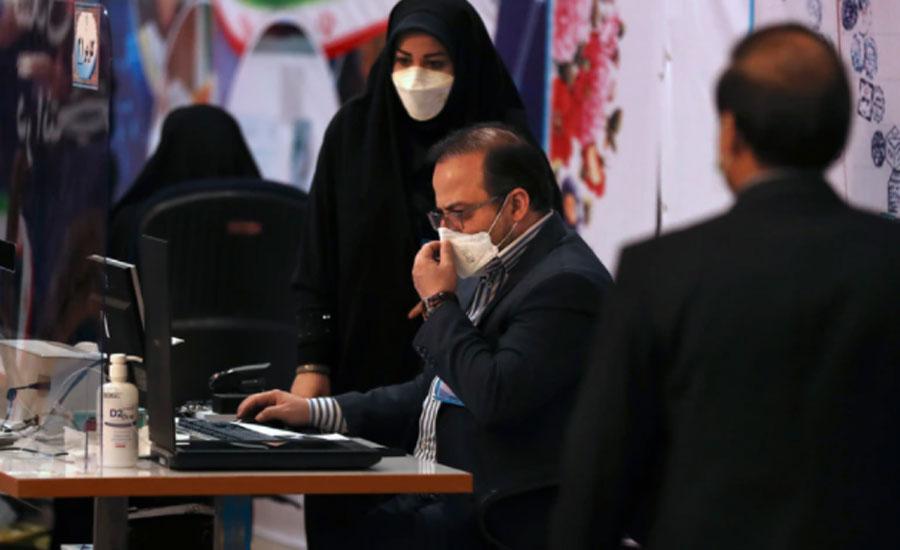 ایران میں صدارتی انتخابات کیلئے ووٹنگ کا عمل مکمل ہوگیا