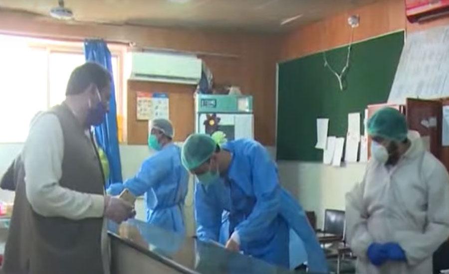 ملک میں کورونا وائرس سے مزید 27 افراد انتقال کر گئے