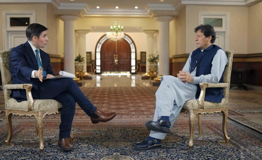 پاکستان امریکا کو فوجی اڈے نہیں دے گا، وزیراعظم عمران خان کا صاف انکار