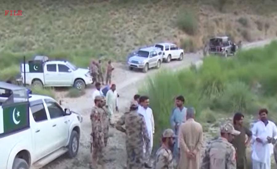 شمالی وزیرستان میں سکیورٹی فورسز کا آپریشن، 2 دہشتگرد ہلاک، نائیک نزاکت خان شہید