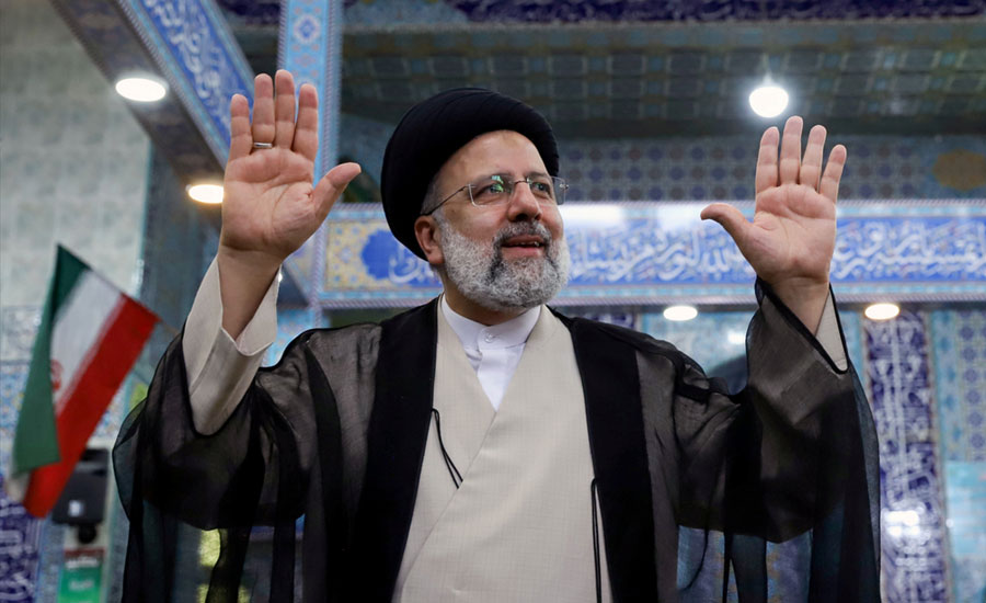 نومنتخب ایرانی صدر ابراہیم رئیسی کی کامیابی کی خبر کو امریکی اور یورپی میڈیا نے نمایاں جگہ دی