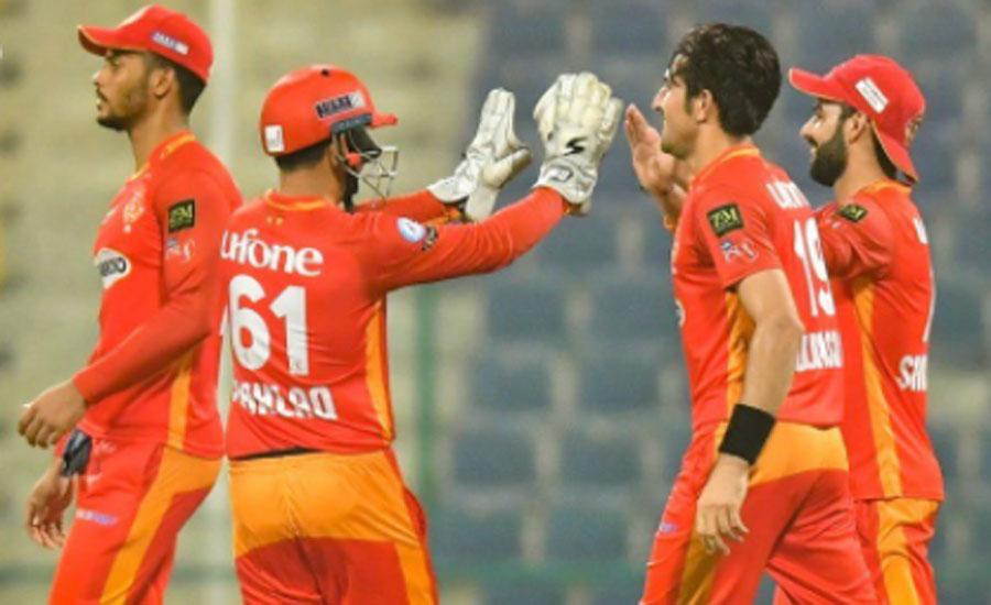 پی ایس ایل سکس، اسلام آباد یونائیٹڈ کی سنسنی خیز مقابلے کے بعد ملتان سلطانز کو 4 وکٹوں سے شکست