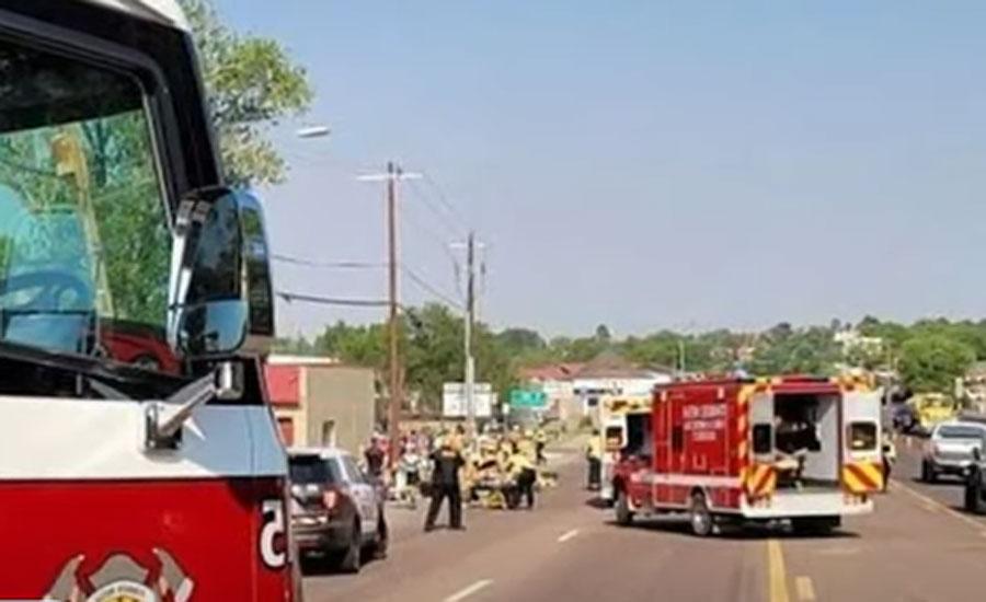 ایریزونا، ڈرائیور نے سائیکلسٹس پر ٹرک چڑھا دیا، 6 زخمی