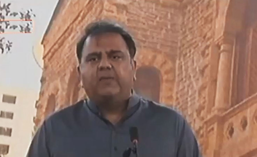 سندھ میں جمہوریت کے نام پر آمریت مسلط ہے، فواد چودھری