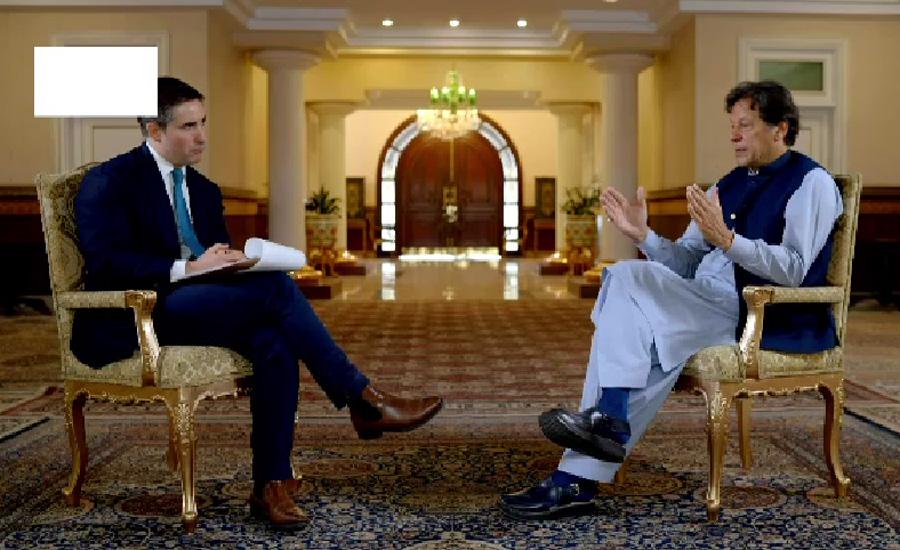 امریکا کوافغانستان سے انخلا سے قبل سیاسی تصفیہ کرنا چاہئے، وزیراعظم عمران خان