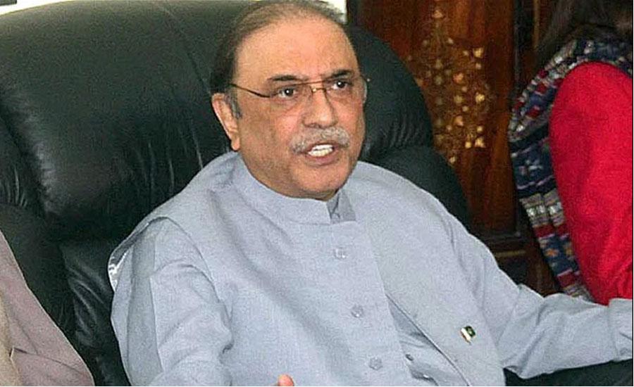 آصف علی زرداری پیپلز پارٹی کو پنجاب میں مظبوط بنانے کیلئے متحرک