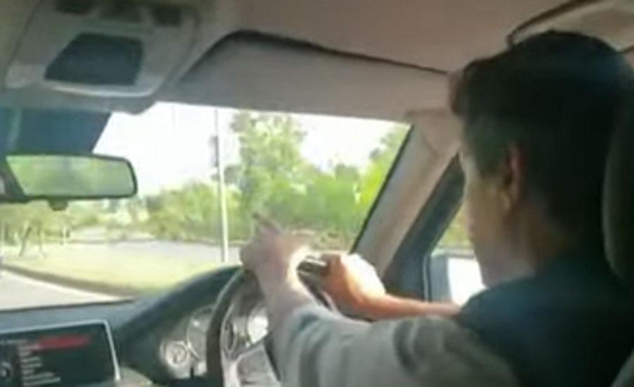 وزیراعظم عمران خان کا بغیر پروٹوکول کے اسلام آباد کے سیکٹر جی 10 کا دورہ