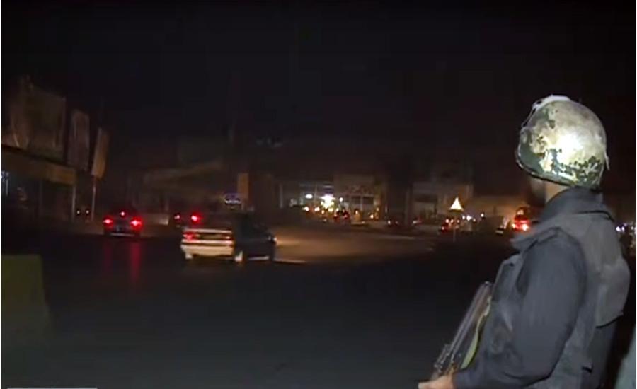 کوئٹہ میں سریاب کے علاقے گوہرآباد میں سی ٹی ڈی کا آپریشن ، مبینہ دہشت گرد ہلاک
