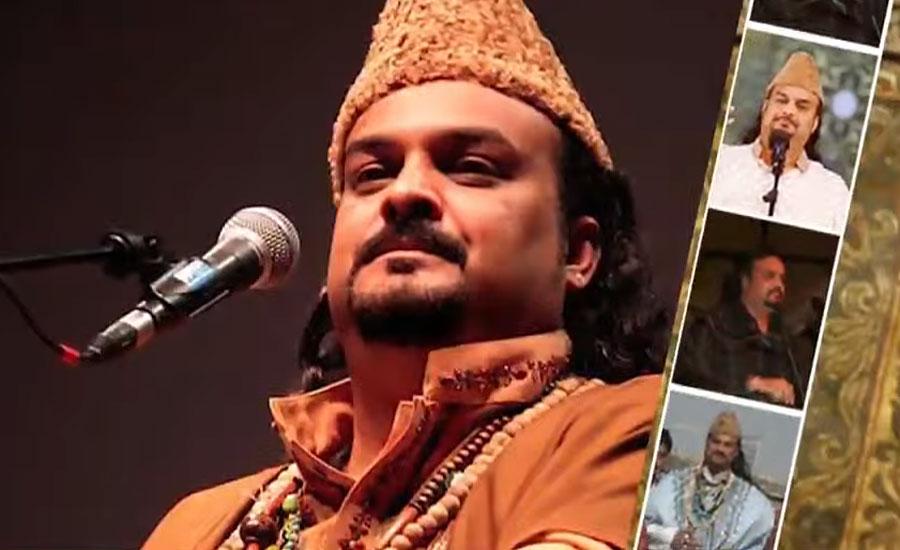 معروف قوال امجد صابری کو دنیا سے رخصت ہوئے پانچ برس بیت گئے