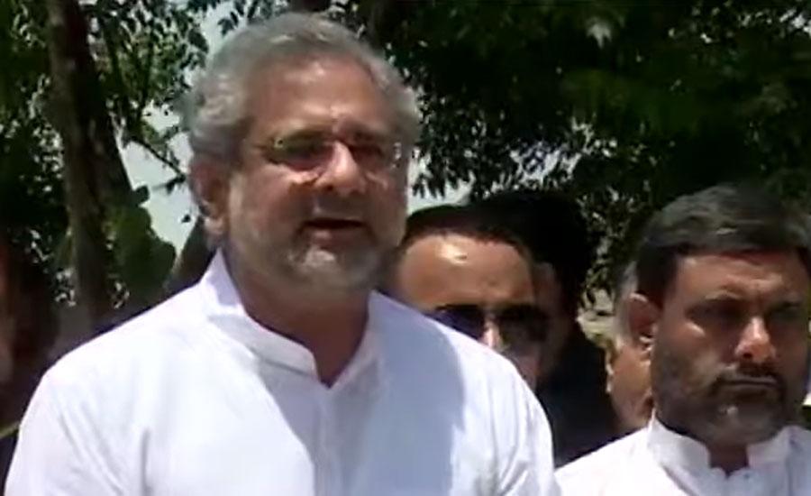 وفاقی بجٹ میں عوام کے لیے کوئی ریلیف نہیں ، شاہد خاقان عباسی